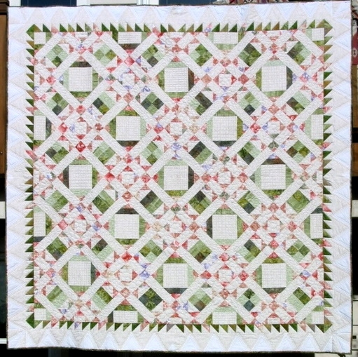Interesting wedding quilt pattern 11   Wedding Quilt Patterns