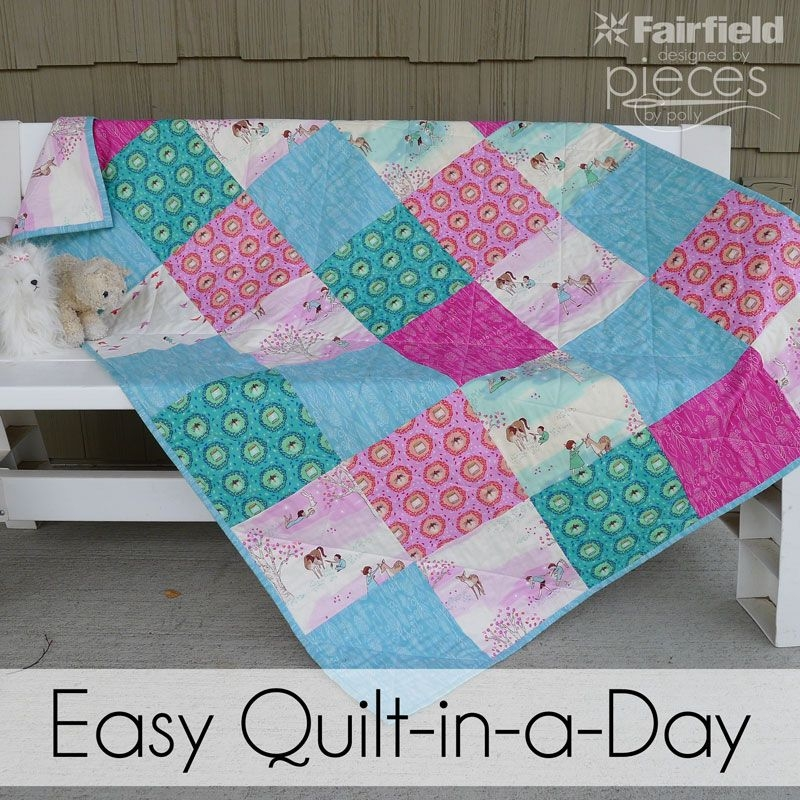 Interesting wee wander easy quilt in a day beginner quilt patterns New Simple Patchwork Quilt Patterns Gallery