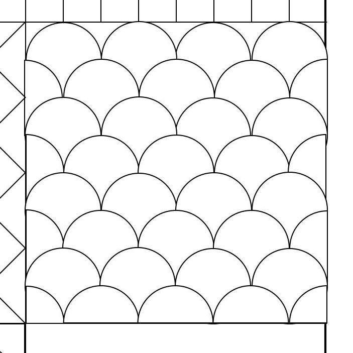 making quilting templates quilting templates quilting 11 Modern Quilting Templates Patterns