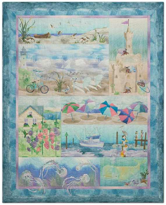 mckenna ryan quilt pattern beach walk 9 pattern set free us shipping diy birds Modern Mckenna Ryan Quilt Patterns Inspirations