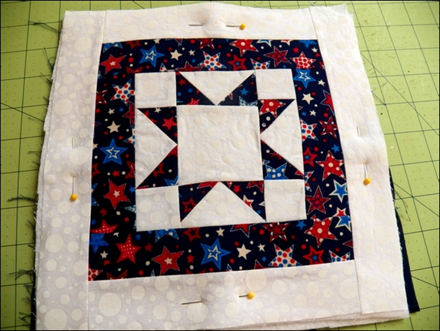Modern art threads wednesday sewing north star potholders Modern Northstar Quilted Potholder Pattern Gallery