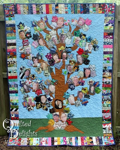 Modern family tree quilt complete family tree quilt family tree 9 Modern Family Tree Quilt Pattern Gallery