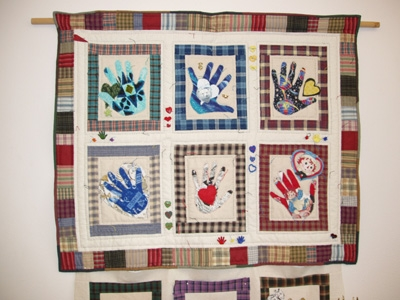 Modern heart and hand quilts art at lane lane community college 9 Elegant Heart To Hand Quilt Patterns Gallery