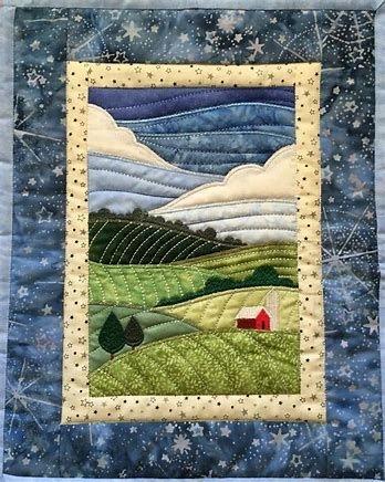 Modern image result for free landscape quilt patterns landscape 10 Unique Sewing Patterns For Quilts Inspirations