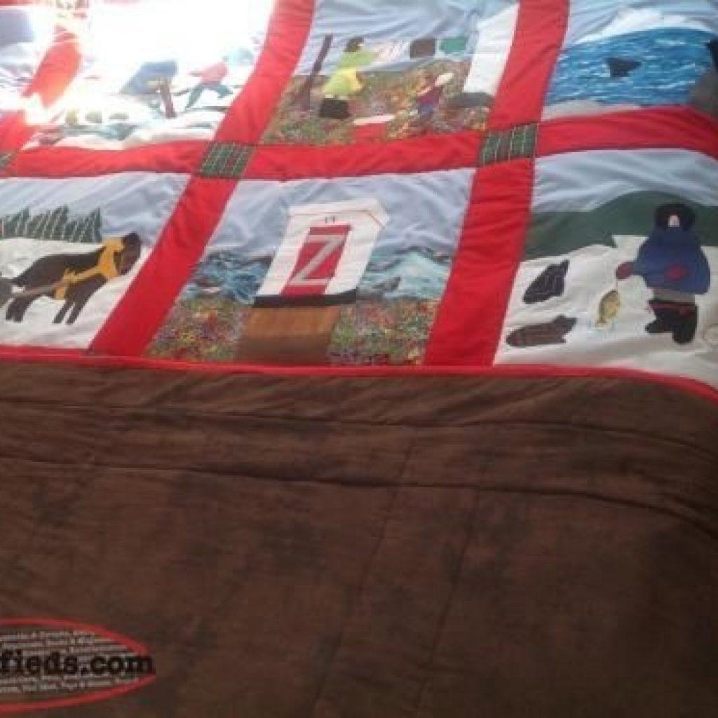Modern newfoundland quilt springdale newfoundland quilt 10 Unique Newfoundland Quilt Patterns Inspirations