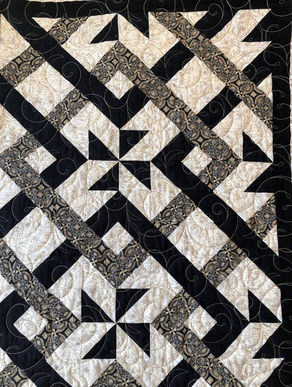 Modern pdf quilt pattern simply stunning quilt pattern pdf 451e New Monochromatic Quilt Patterns Inspirations