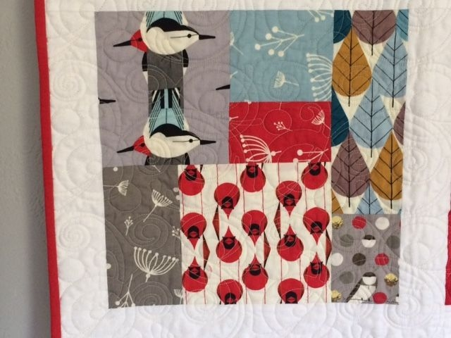 Modern pin on quilts 11 Beautiful Stylish Charley Harper Quilt Fabric Ideas Gallery