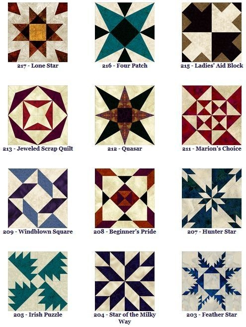 Modern quilt square patterns 17 best ideas about quilt block 9 New Pinterest Quilting Patterns Gallery