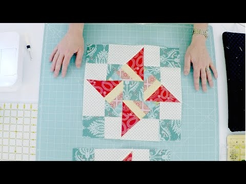 Modern quilting basics hanging a quilt youtube 9 Modern Fig Tree Daisy Chain Quilt Pattern Inspirations