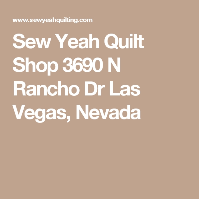 Modern sew yeah quilt shop 3690 n rancho dr las vegas nevada with 9 Modern Sew Yeah Quilting Las Vegas Gallery