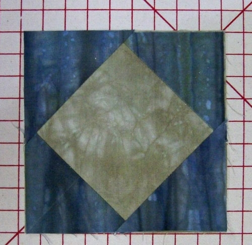 Modern square in a square quilt block 11 Stylish Square In A Square Quilt Block Pattern Gallery