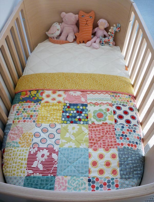 Modern the story of a patchwork quilt 11 Stylish Cot Patchwork Quilt Patterns