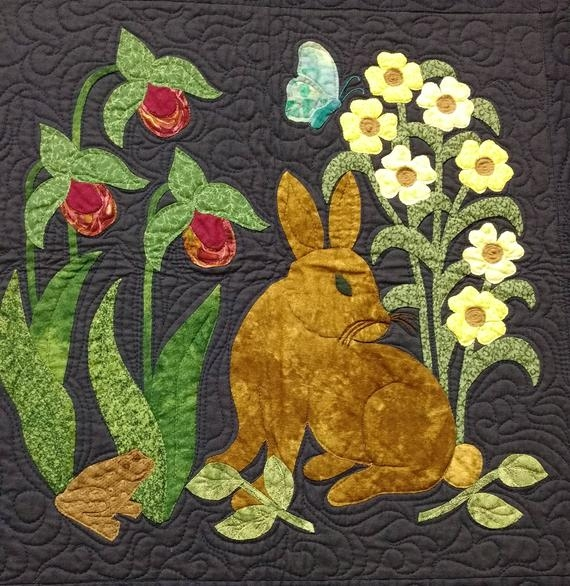 Modern woodland creatures collector quilt patterns rosemary makhan 11 Cozy Woodland Creatures Quilt Pattern Inspirations
