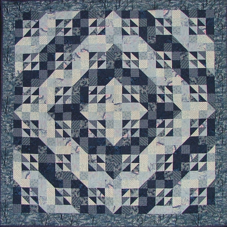 monochromatic color scheme kathy k wylie quilts New Monochromatic Quilt Patterns Inspirations