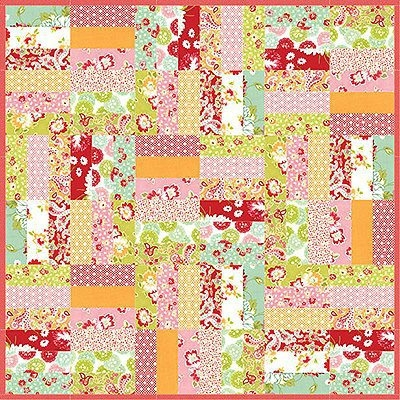 New 45 free easy quilt patterns perfect for beginners 10   Easy Quilt Square Patterns