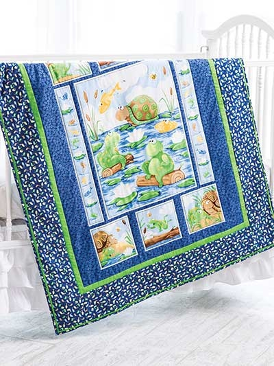 New art panel quilt pattern 9 Cool Baby Quilt Panel Fabric
