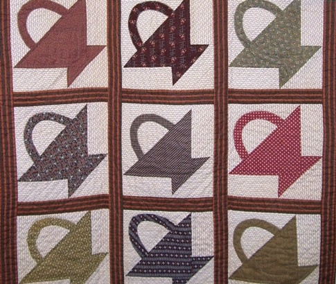 New fruit basket quilt pattern free quilt patterns 11 Interesting Basket Quilt Block Patterns Inspirations