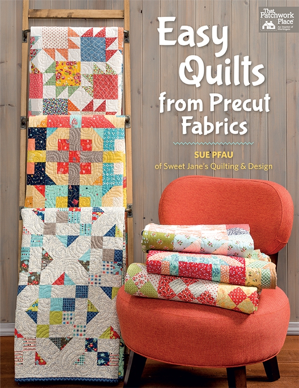 New martingale easy quilts from precut fabrics print version 11 Modern Pre Cut Fabric For Quilting Gallery