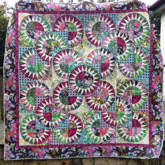 New new york beauty brigade quilt mybearpaw blog jo avery Stylish New York Beauty Quilt Pattern Inspirations