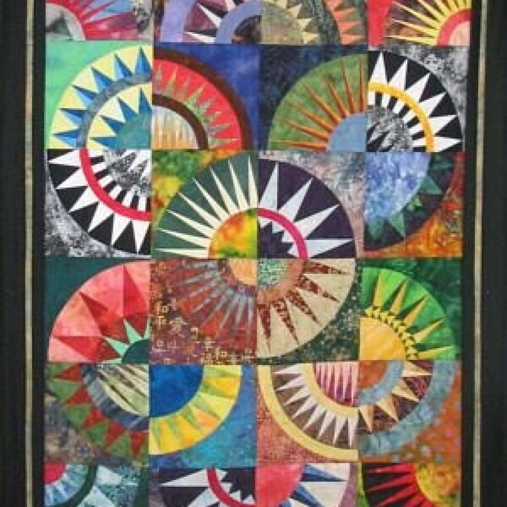 New new york beauty new york beauty paper pieced quilt Stylish New York Beauty Quilt Pattern Inspirations