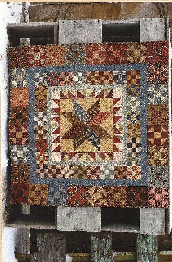 New pattern presidents pride quilt pattern Cozy Country Primitive Quilt Patterns Inspirations