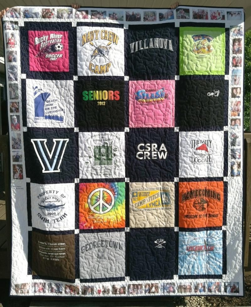 New t shirt quilts custom memory quilts t shirt quilts T Shirt Memory Quilt Pattern Gallery