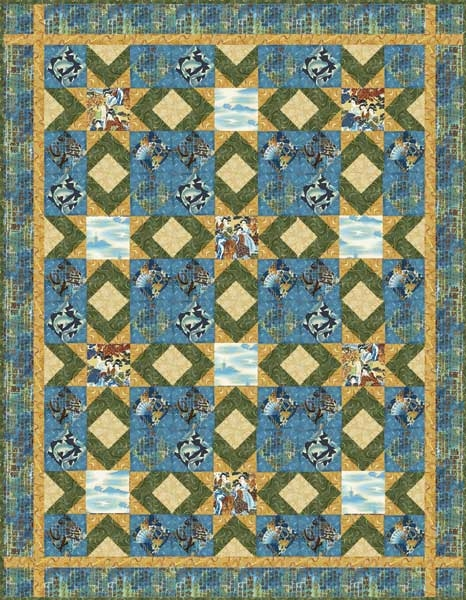 oriental traditions quilt free pattern robert kaufman 9 Cool Robert Kaufman Quilt Patterns Inspirations