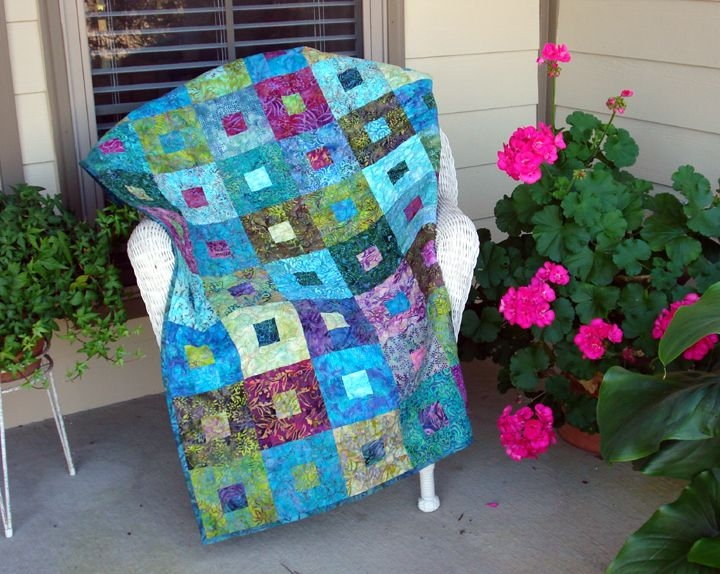 Stylish batik quilt patterns my patterns batik quilts quilts 10 Unique Quilt Patterns Using Batiks