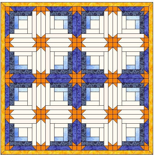 Stylish colorado log cabin quilt block how to also scroll down 9 Beautiful Colorado Log Cabin Quilt Pattern Inspirations