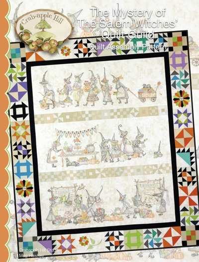 Stylish crabapple hills brmystery of the salem witches barn Interesting Crabapple Hill Quilt Patterns
