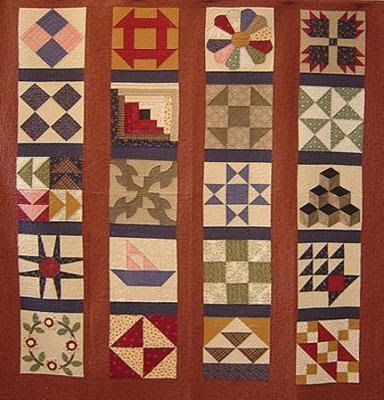 Stylish craft and empowerment the underground railroad quilts 11 Stylish Underground Railroad Quilt Block Patterns Gallery