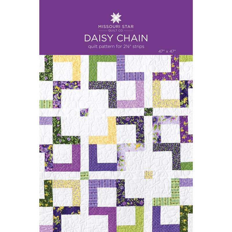Stylish daisy chain quilt pattern missouri star missouri star 11   Daisy Chain Quilt Pattern