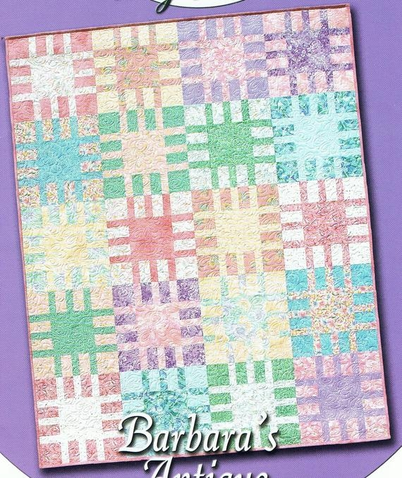 Stylish debbie caffrey quilt pattern barbaras antique using fat quarters crib twin full queen king size southwest classy patterns 9 Modern Debbie Caffrey Quilt Patterns Inspirations