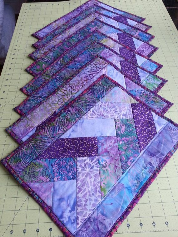 Stylish found on bing from zapinterest placemats patterns 9 Cozy Quilted Placemat Patterns