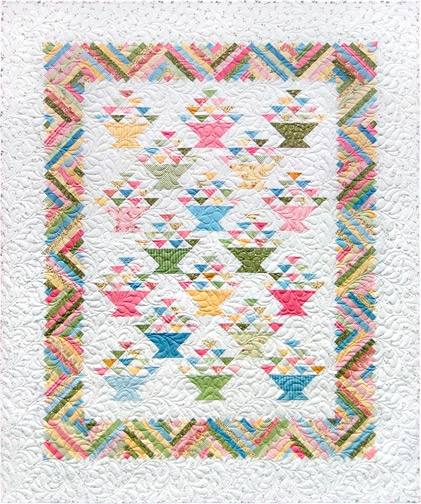 Stylish from marti michell rachels basket quilt pattern 11 Interesting Basket Quilt Block Patterns Inspirations