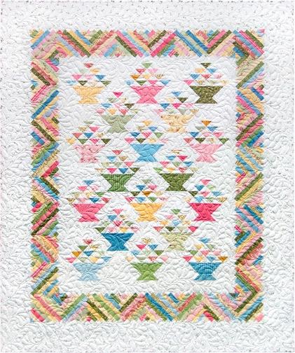 Stylish from marti michell rachels basket quilt pattern 11 Interesting Basket Quilt Block Patterns Inspirations