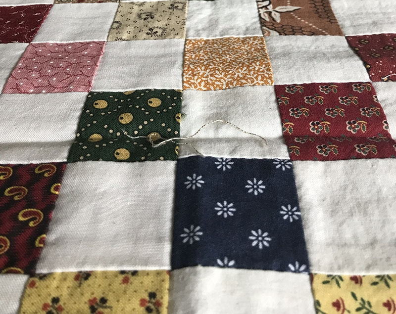Stylish hand piecing its pieceful New Hand Pieced Quilt Patterns