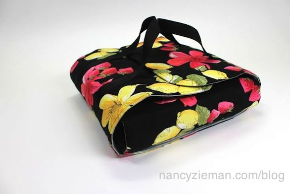 Stylish learn how to sew a casserole carrier with nancy zieman 10 Cool Quilted Casserole Carrier Pattern Inspirations