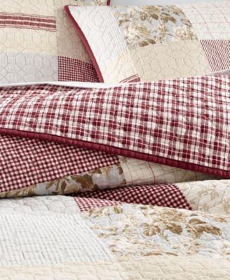 Stylish martha stewart collection farmhouse reversible patchwork 9 Modern Martha Stewart Quilt Patterns Gallery