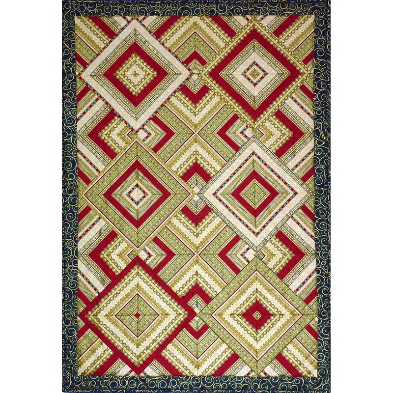 Stylish one for the money pattern optional download 11 Cool One Fabric Quilt Pattern Gallery