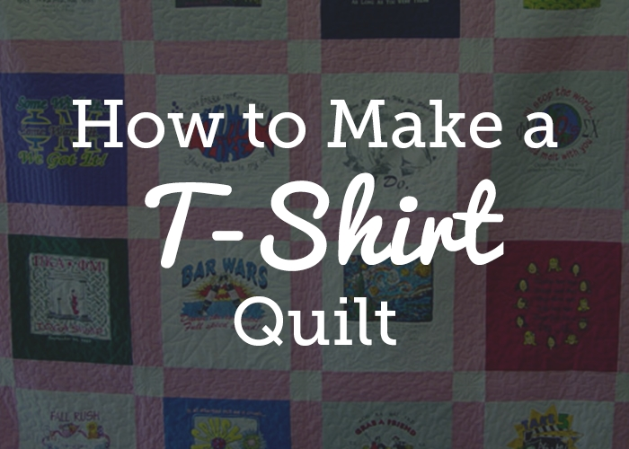 Stylish quick and easy t shirt quilt tutorial national quilters circle 9 Modern T Shirt Quilt Pattern Easy Gallery