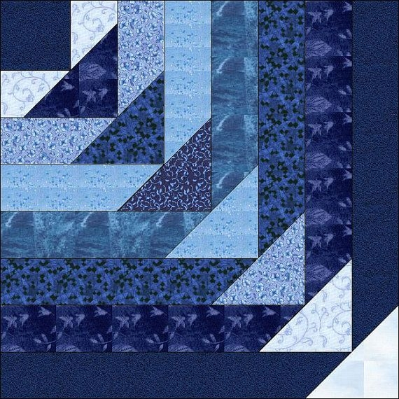 Stylish quilt pattern flying geese log cabin queen size flying Modern Quilt Pattern Flying Geese