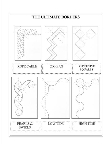 Permalink to 10 Cozy Hand Quilting Patterns For Borders Gallery