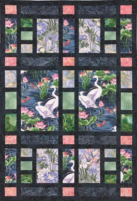 Unique 50 best asian quilts images asian quilts quilts japanese 10 Elegant Beautiful Oriental Fabric Panels For Quilting Ideas
