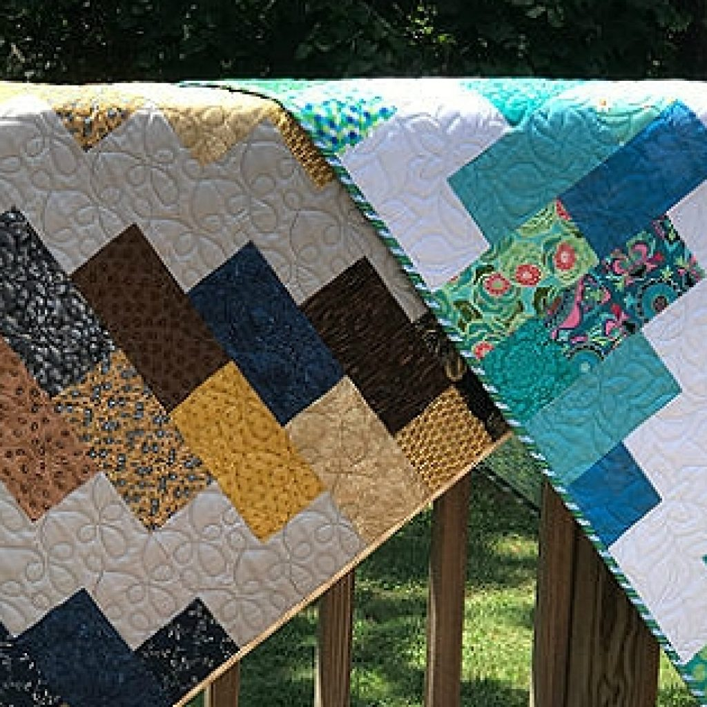 Unique a super easy quilt that finishes quickly quilting digest 11 Elegant Super Easy Quilt Patterns
