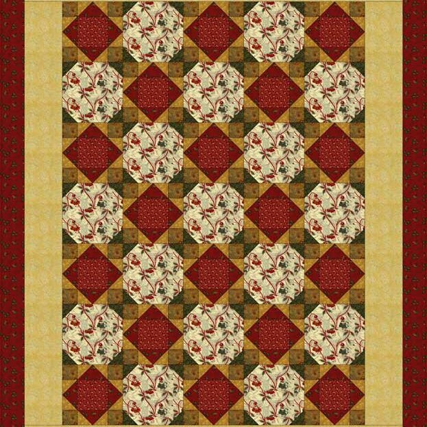 Unique browse my collection of free quilt patterns Unique Waste Knot Quilt Pattern Gallery