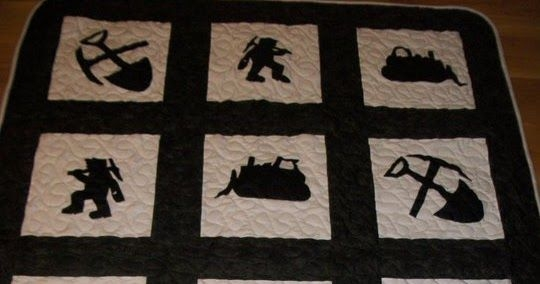 Unique coal miners quilt with images quilts coal miners quilt 9 Cool Coal Miner Quilt Pattern Inspirations