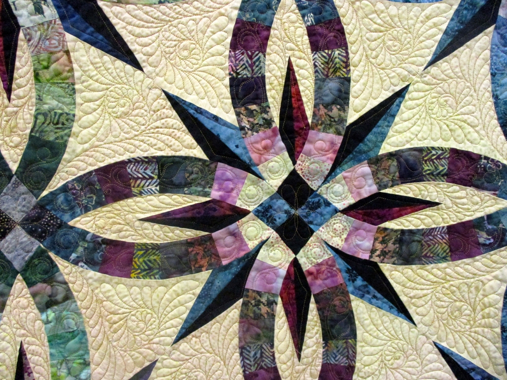 Unique custom wedding quilts handmade quilts made just for u 11   Wedding Quilt Patterns