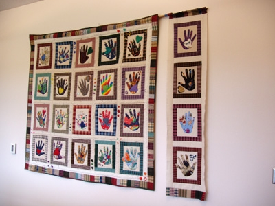 Unique heart and hand quilts art at lane lane community college 9 Elegant Heart To Hand Quilt Patterns Gallery