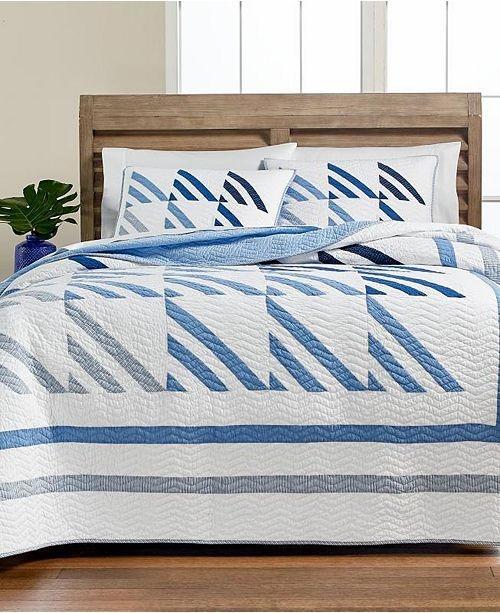 Unique martha stewart collection nautical sails twin quilt created 9 Modern Martha Stewart Quilt Patterns Gallery